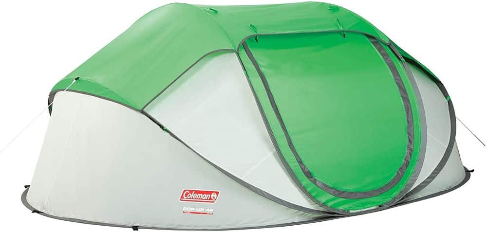 Coleman 4-Person Pop Up Tent