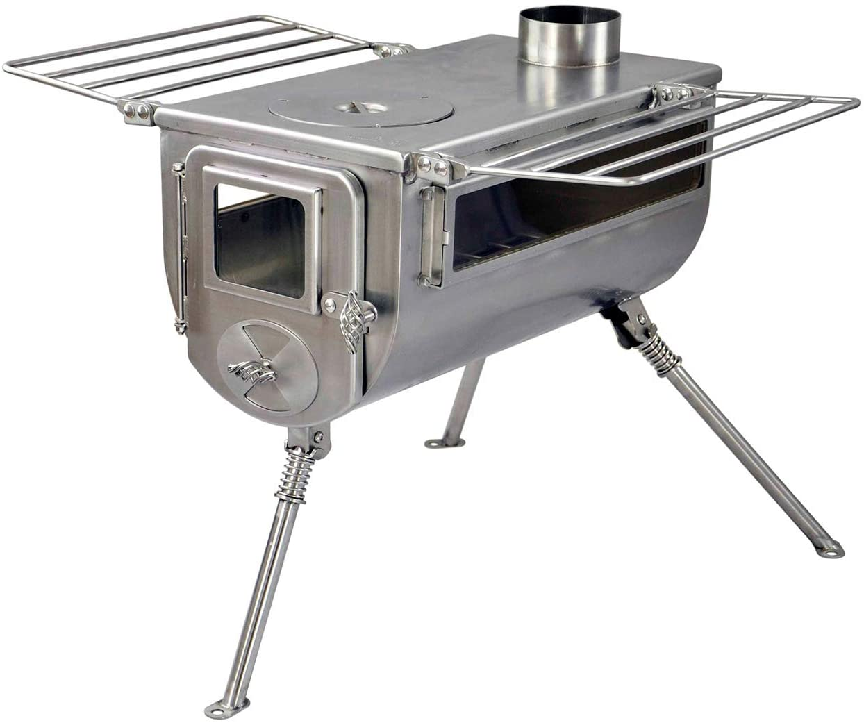 The Best Wood Burning Tent Stoves for Winter Camping