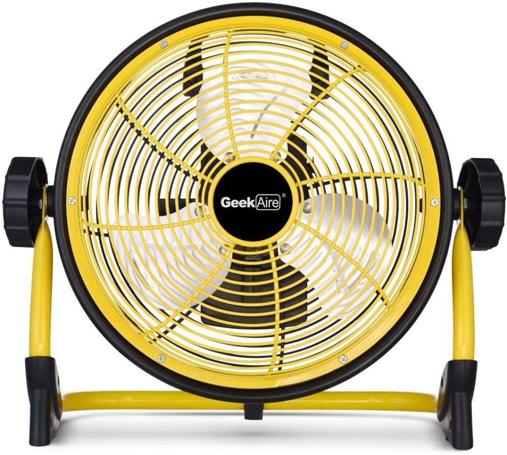 Geek Aire Outdoor Floor Fan