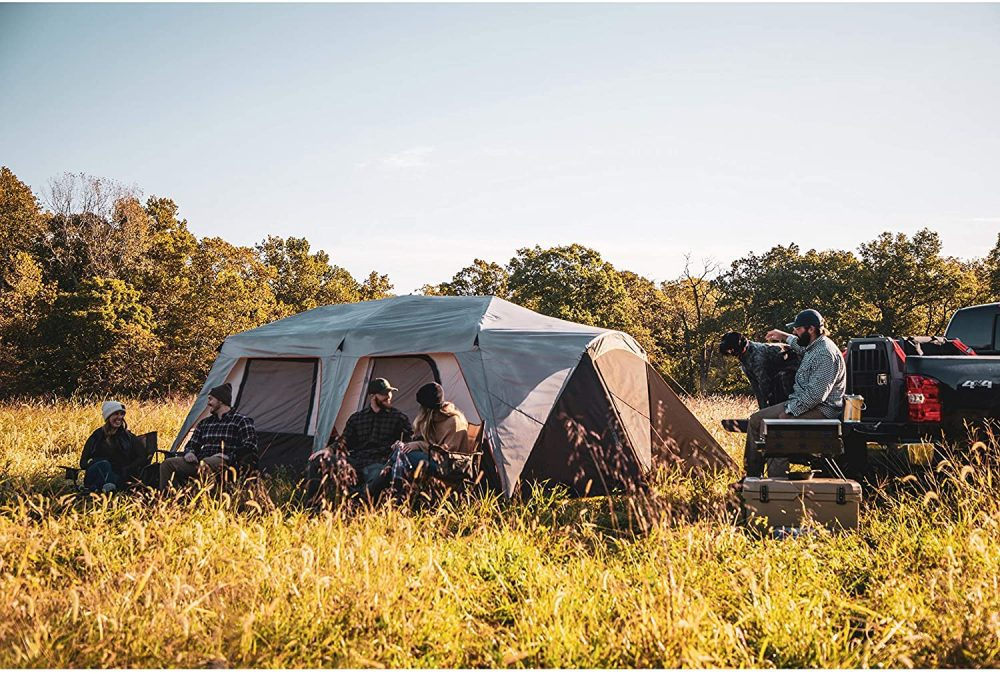 Bushnell Family Camping Tent