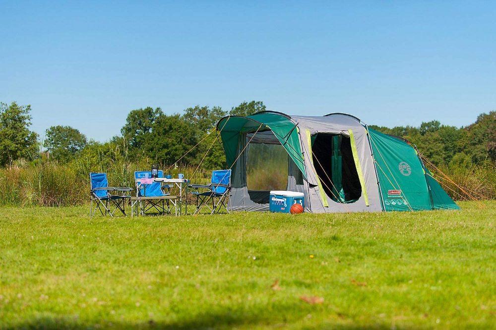 Coleman Oak Canyon 4 Family Tent Campsite