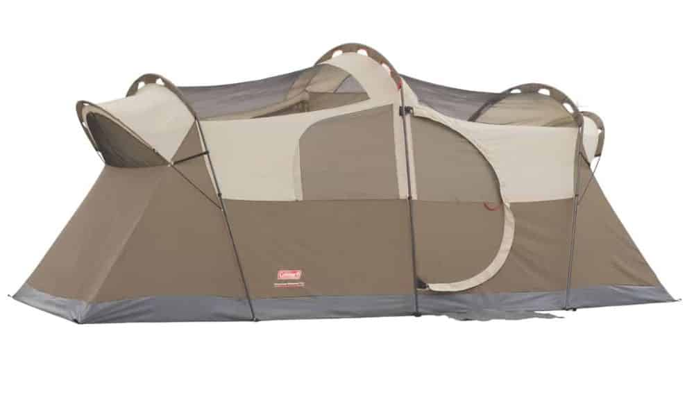 Coleman WeatherMaster 10-Person Tent without Rainfly