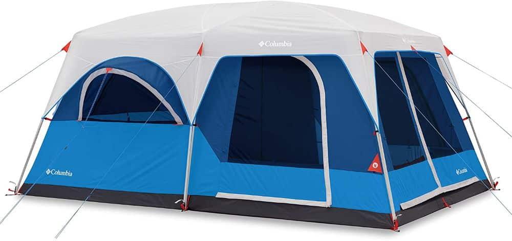Columbia Mammoth Creek 10 Person Cabin Tent