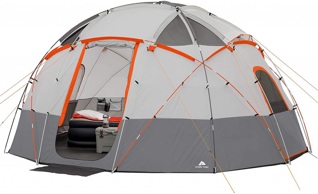 Ozark Trail 12-Person Base Camp Tent