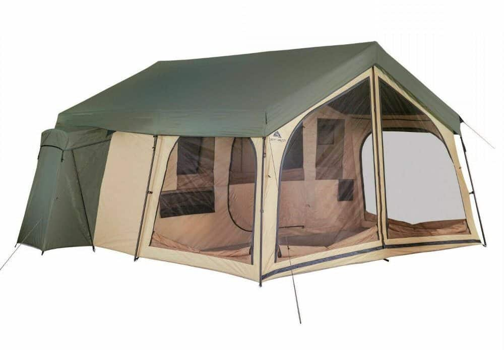 Ozark Trail 14-Person Spring Lodge Cabin Camping Tent