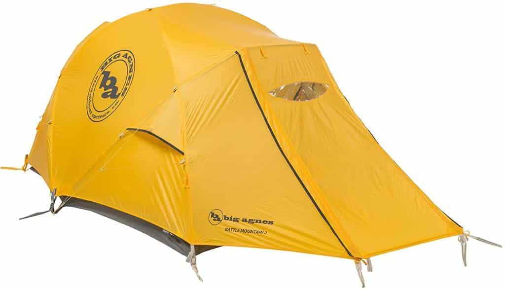 Big Agnes Battle Mountain Mountaineering Tent