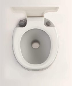 Coleman Portable Flush Toilet Bowl