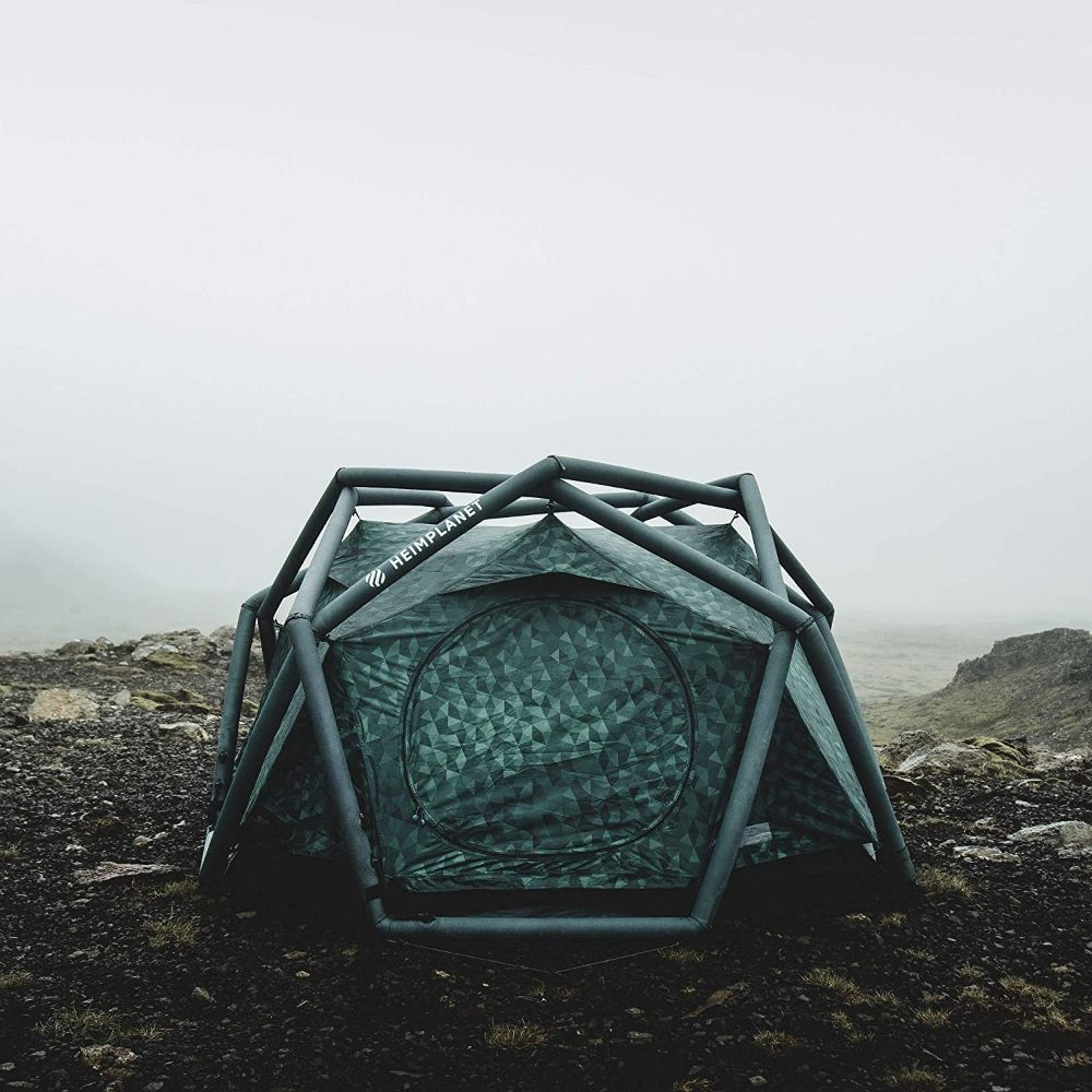 Heimplanet The Cave In the Field
