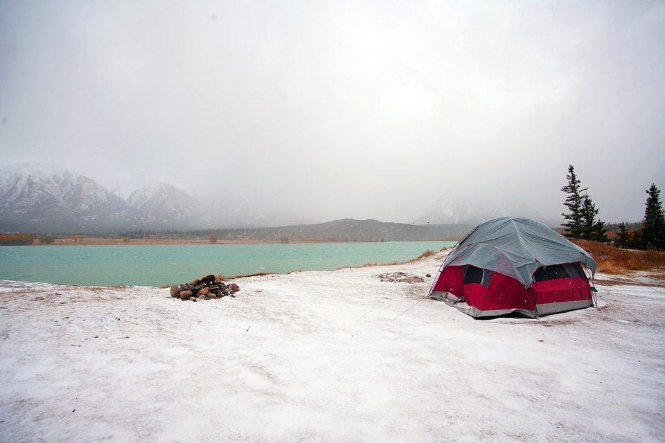 Snow Winter Camping