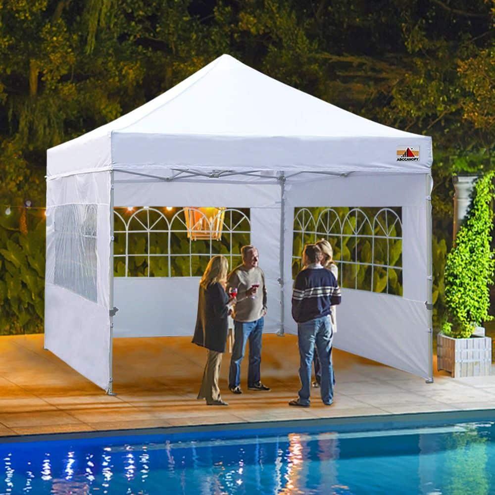 ABC Canopy Outdoor Winter Gazebo Poolside
