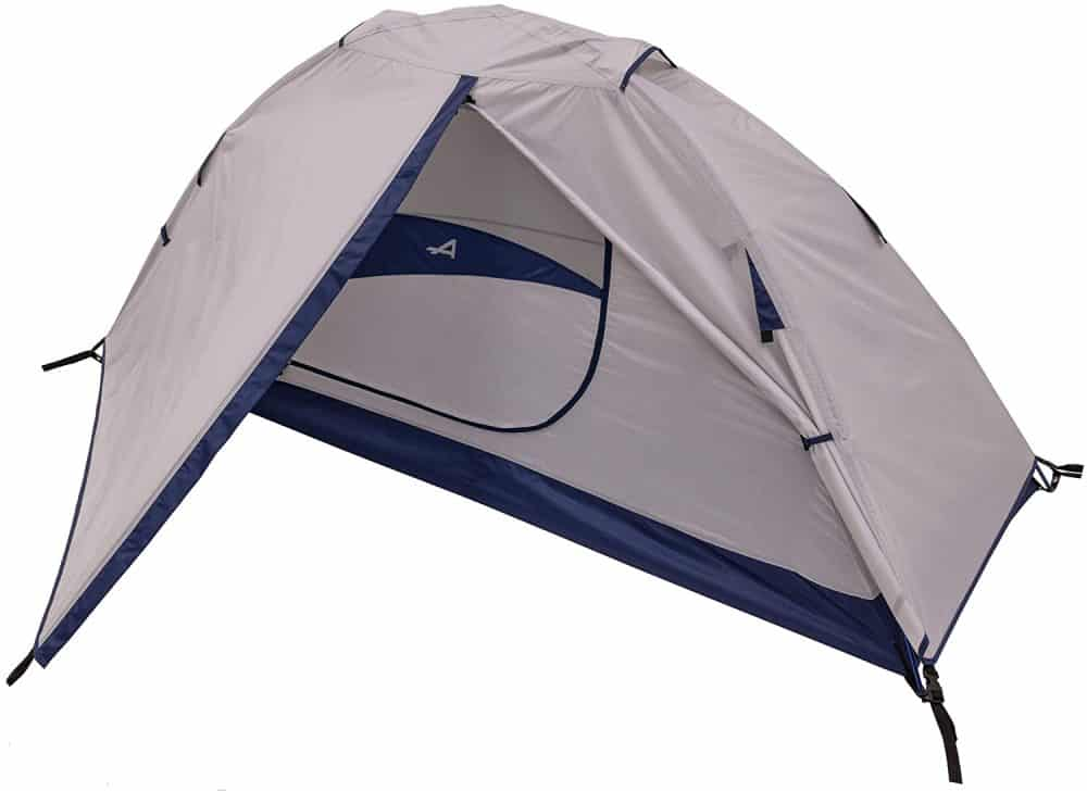 ALPS Mountaineering Lynx 1-Person Tent Open Fly