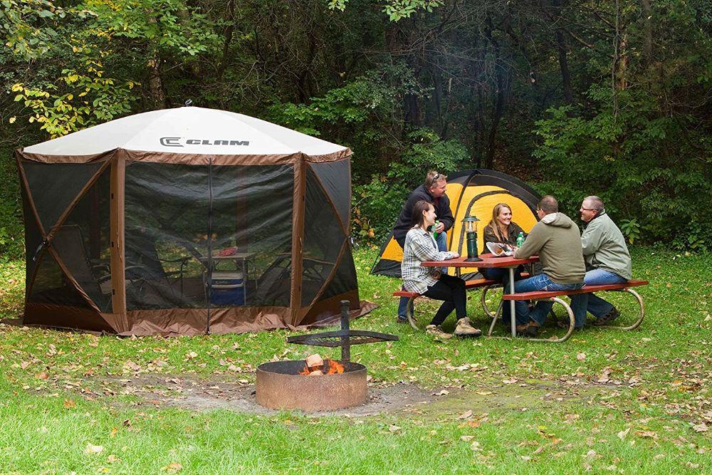 Clam Corporation Quick-Set Escape Shelter Camping