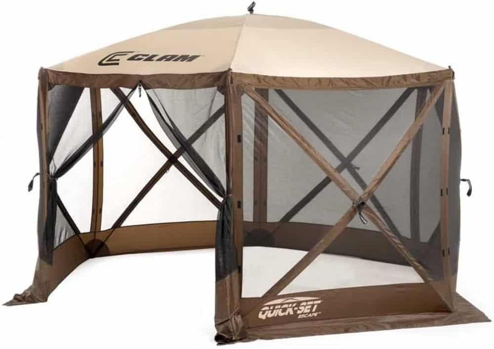Clam Corporation Quick-Set Escape Shelter