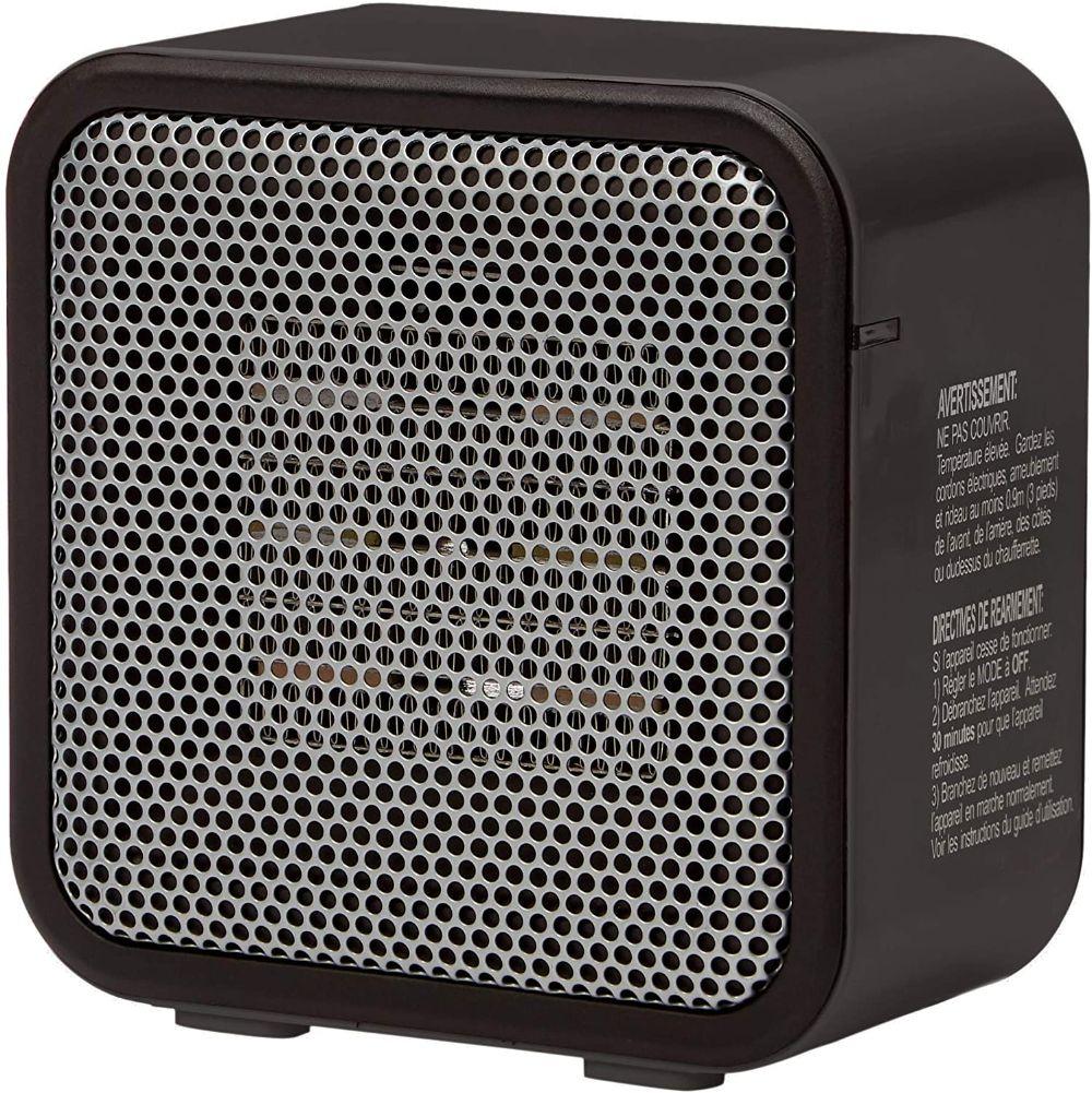 AmazonBasics 500-Watt Ceramic Heater