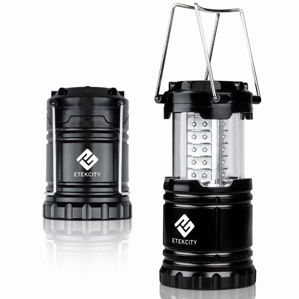 Etekcity Portable Outdoor LED Camping Lantern