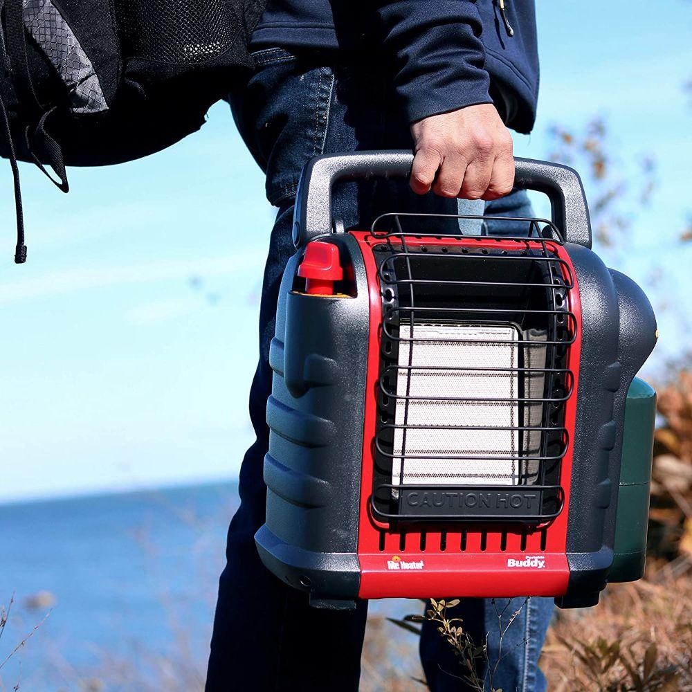 Mr. Heater MH9BX Buddy Portable Propane Radiant Heater
