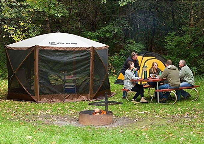 Clam Screen Tent Quick-Set Escape
